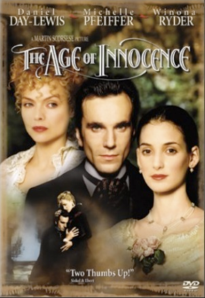 The Age of Innocence DVD case