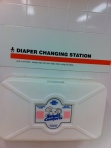 Diaper Changing Station