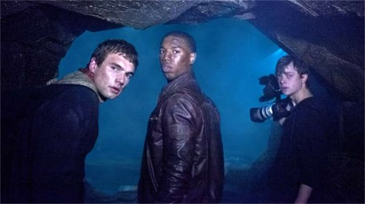 promotional still from the film Chronicle