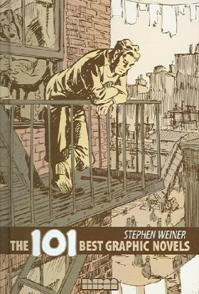 101 BEST GRAPHIC NOVELS Jacket Cover